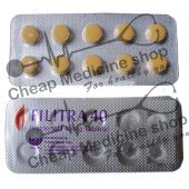 Buy Filitra 40 Mg Tablet