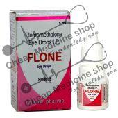 Flone 0.1% 5 ml