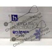 Buy Fluracil 500 mg Injection