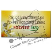 Buy Folvite Active Capsule