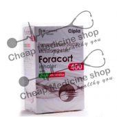 Buy Foracort Forte Inhaler 12/400 Mcg (Aerosol Inhaler)