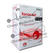 Buy Foracort Respules 0.5 Mg + 20 Mg