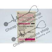 Buy Gemchem 1000 mg Injection