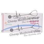 GLIZID 40 Mg, Diaprel, Gliclazide