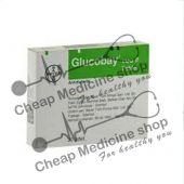 Buy Glucobay M 25 Tablet (Precose)