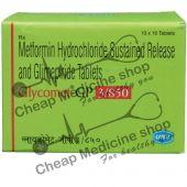 Buy Glycomet-GP 3/850