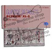 Buy Glynase XL 5 Mg (Glucotrol XL)