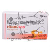 HCQS 200 Mg, Plaquenil, Hydroxychloroquine Sulfate