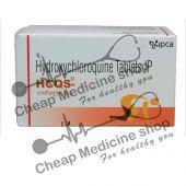 Buy Hcqs 400 Mg Tablet (Plaquenil)