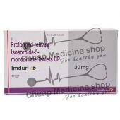 Imdur 30 Mg, Isosorb Mono, Isosorbide Mononitrate