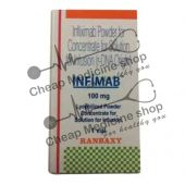 Buy Infimab 100 Mg Powder for Injection