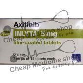 Inlyta 5 Mg Tablets