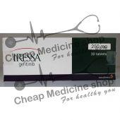 Buy Iressa 250 Mg Tablets