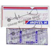 Buy Irovel H 150/12.50 Mg (Avalide, Irbesartan/Hydrochlorothiazide)