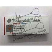 Buy Ixarola 15 Mg Tablet
