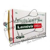 Buy Lamivir Hbv Tablet