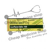 Lefumide  10 Mg
