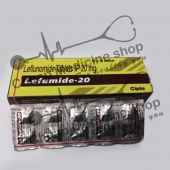 Buy Lefumide 20 Mg (Arava, Leflunomide)
