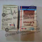 Lenalid 15 Mg Capsules