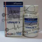 Lenalid 5 Mg Capsules