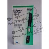 Buy Levemir 100 IU/ml Solution for Injection