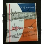 Buy Levin 400 Mg Tablet