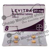 Buy Levitra 20 Mg  (Vardenafil)