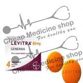 Buy Levitra 60 Mg (Vardenafil)