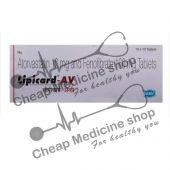Buy Lipicard-AV Tablet