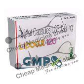 Buy Lipocut 120 Mg Capsule (Alli)