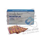 Martifur 100 Mg, Macrodantin, Nitrofurantoin