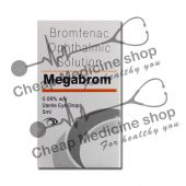 Buy Megabrom Eye Drop 5 ml