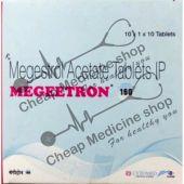Megeetron 40 Mg Tablet
