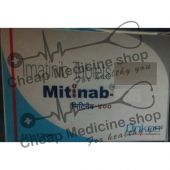 Buy Mitinab 100 Mg Tablets