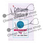 Buy Monocef 1 gm