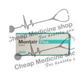 Montair Plus 10+10 Mg