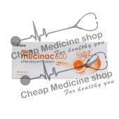 Mucinac 600 Mg