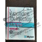 Buy Myaza 100 mg Injection