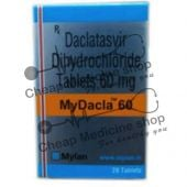 Buy Mydacla 60 Mg Tablet