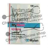 Buy MyMust 100 Mg Injection