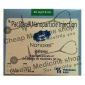 Buy Nanoxel 30 Mg Injection