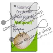 Buy Natamet 5% 3 ml Eye Drop