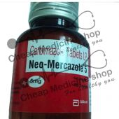 Buy Neo-Mercazole  5 Mg