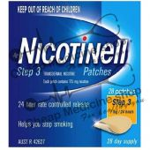 Buy Nicotinell Patches 17 Mg