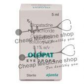 Olopat 0.1% (5 ml)