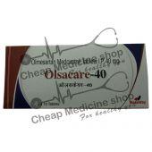Buy Olsacare 40 Tablet