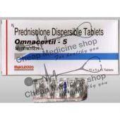 Buy Omnacortil 2.5 Mg