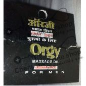 Buy Orgy Enlargement Oil