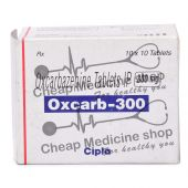 Oxcarb 300 Mg