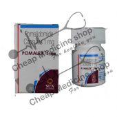 Buy Pomalex 1 mg Capsule